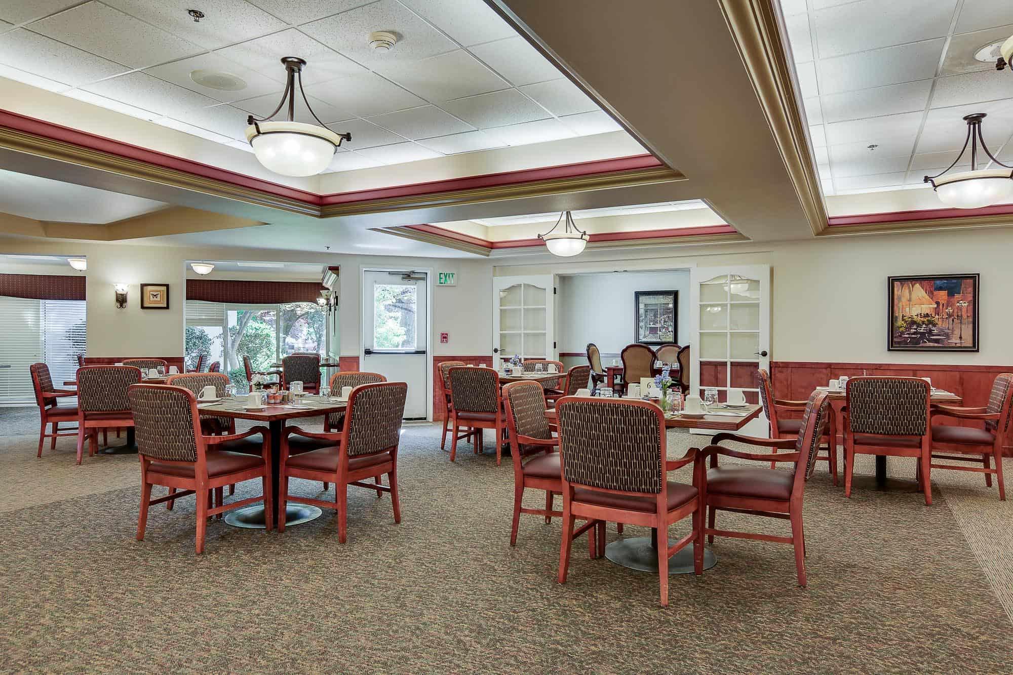 Dining Room at Mennonite Village
