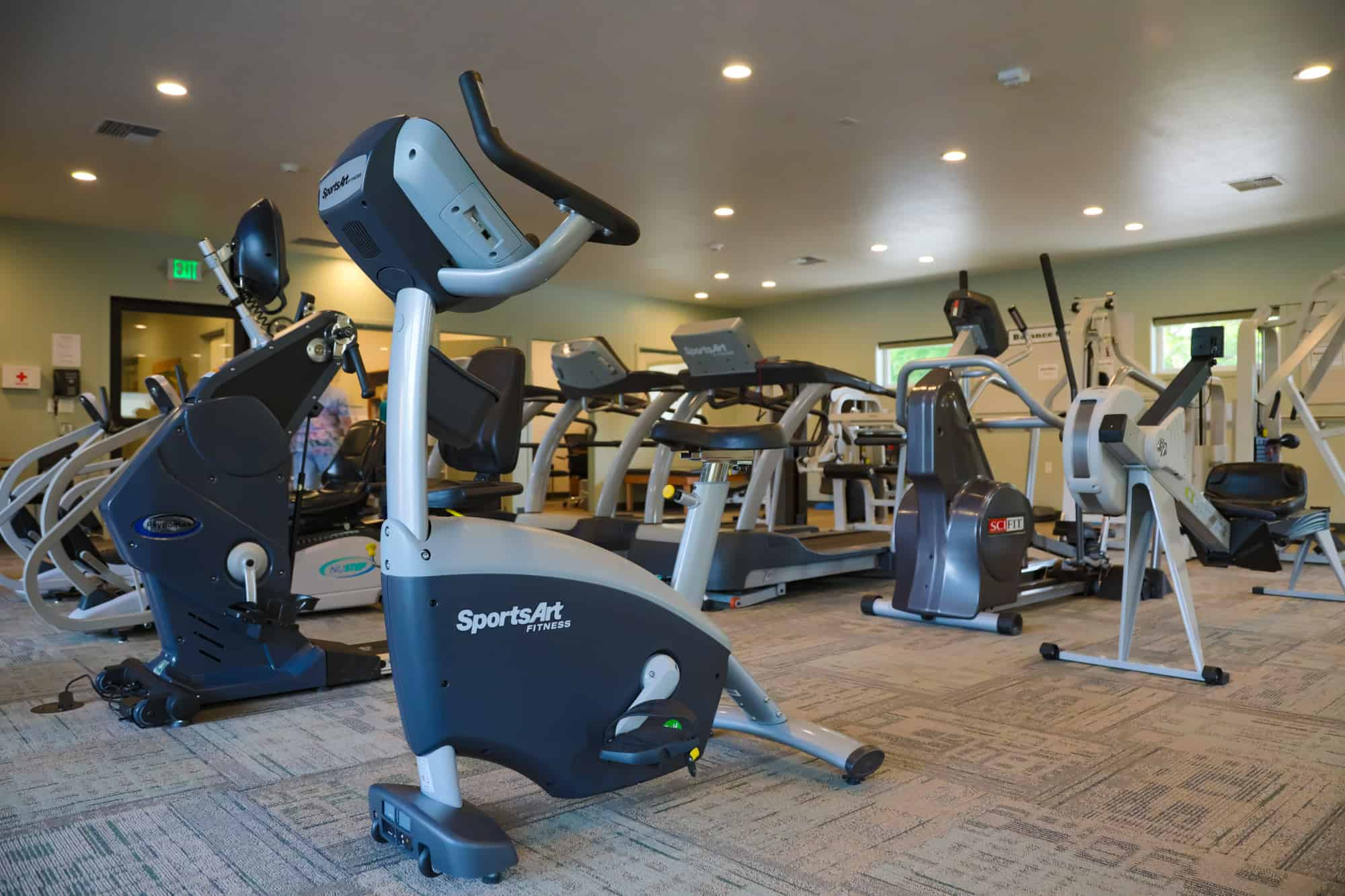 Wellness Program at Mennonite Village