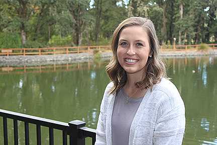 Meet Abby McAllister, Mennonite Village Wellness Instructor