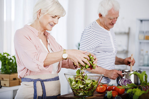 Healthy Living Advice for Seniors