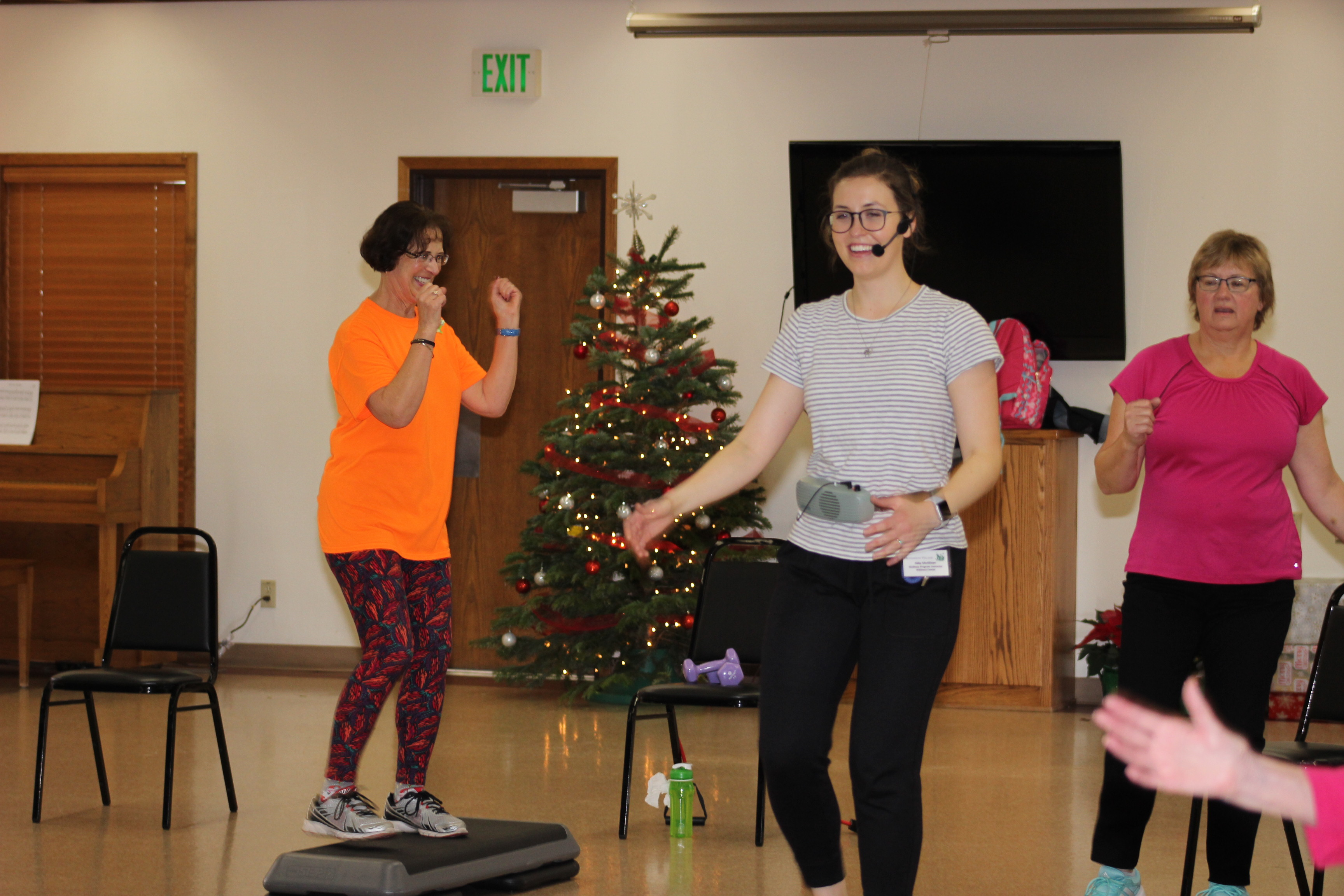 Wellness Activities for Patients at Mennonite Village