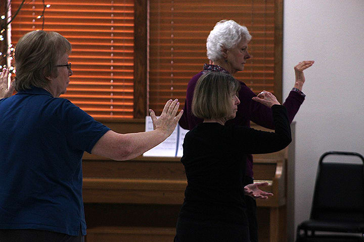Tai Chi Level I at Wellness Classes