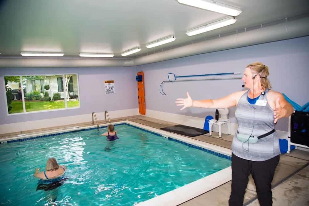 Aquatic Centers at Mennonite Village