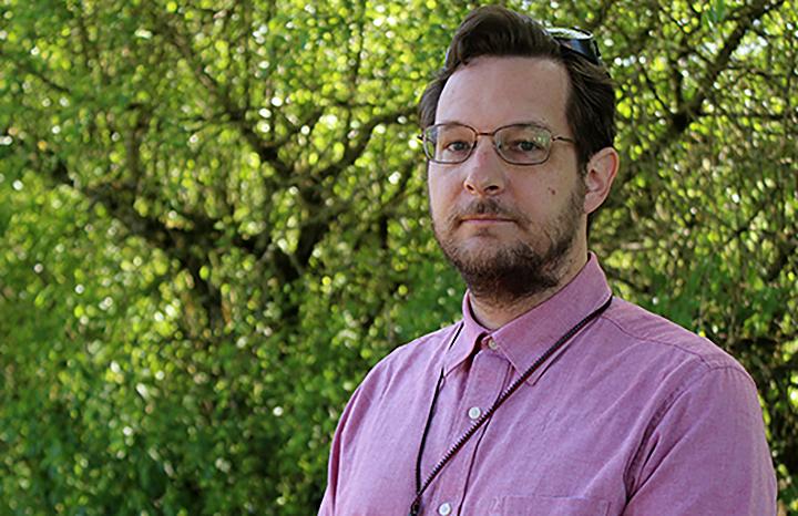Staff Profile: Robert Gilbert